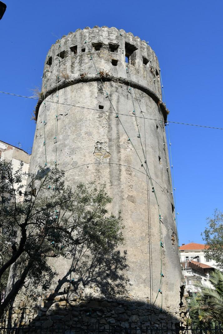 Torre de la Ciapèla de Sanremo
