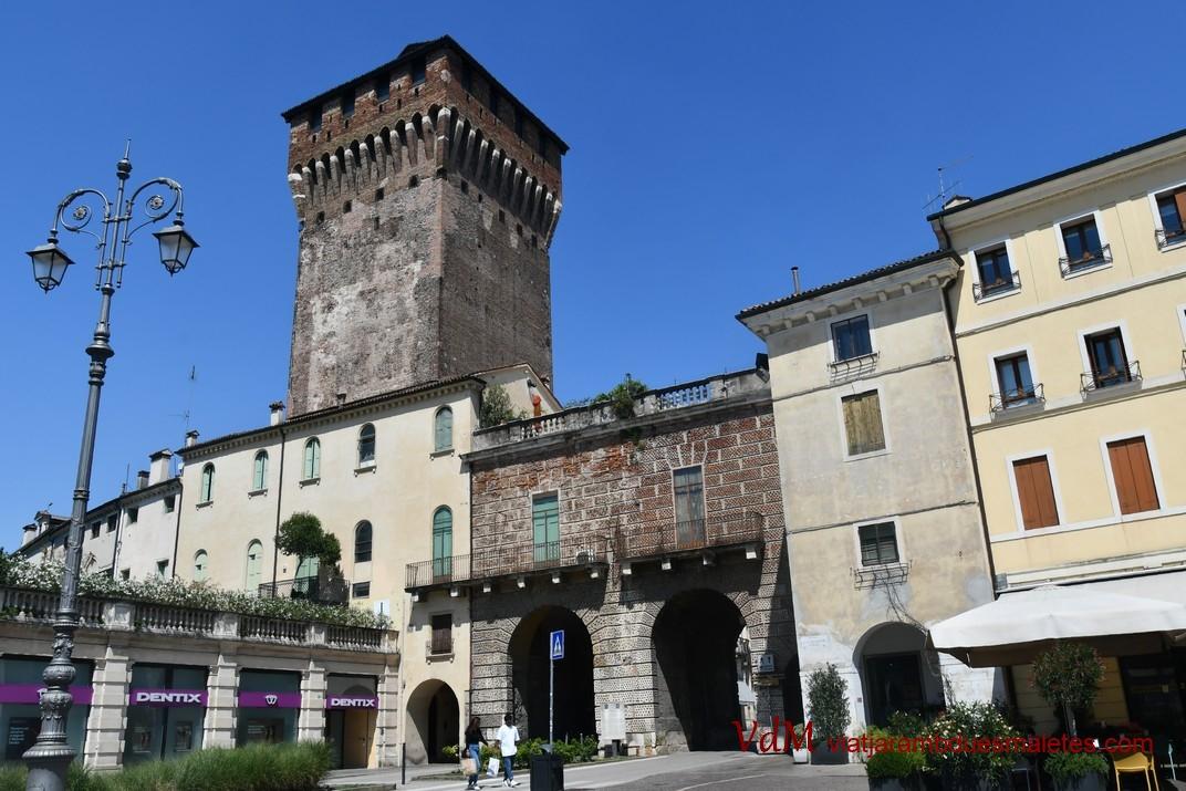 Torre de porta Castello de Vicenza
