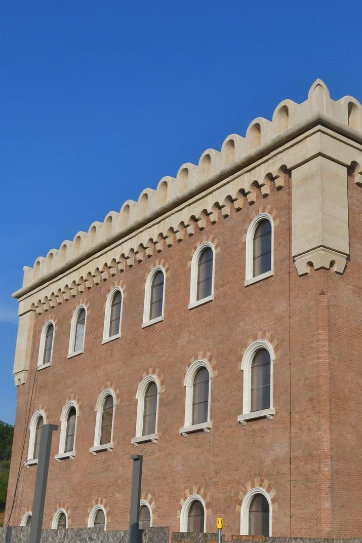 Torre del Castell de Sant Pere de Verona