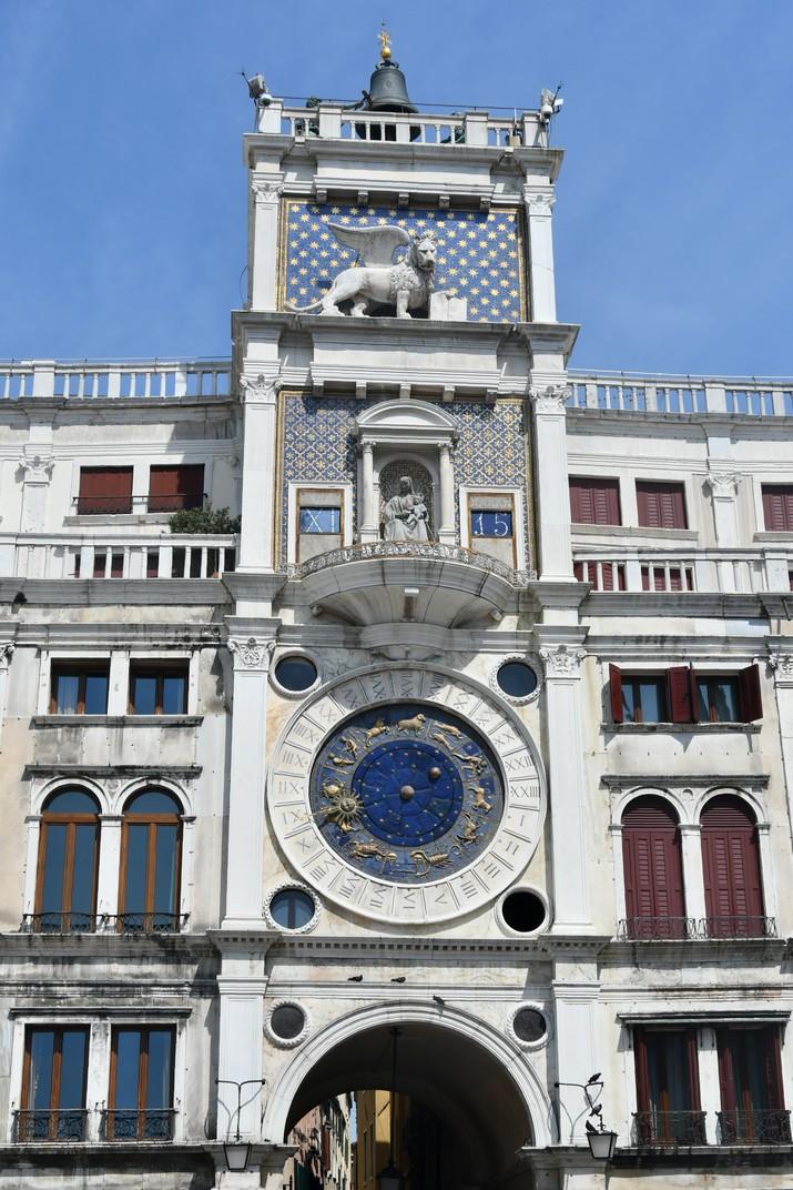 Torre del Rellotge de Venècia