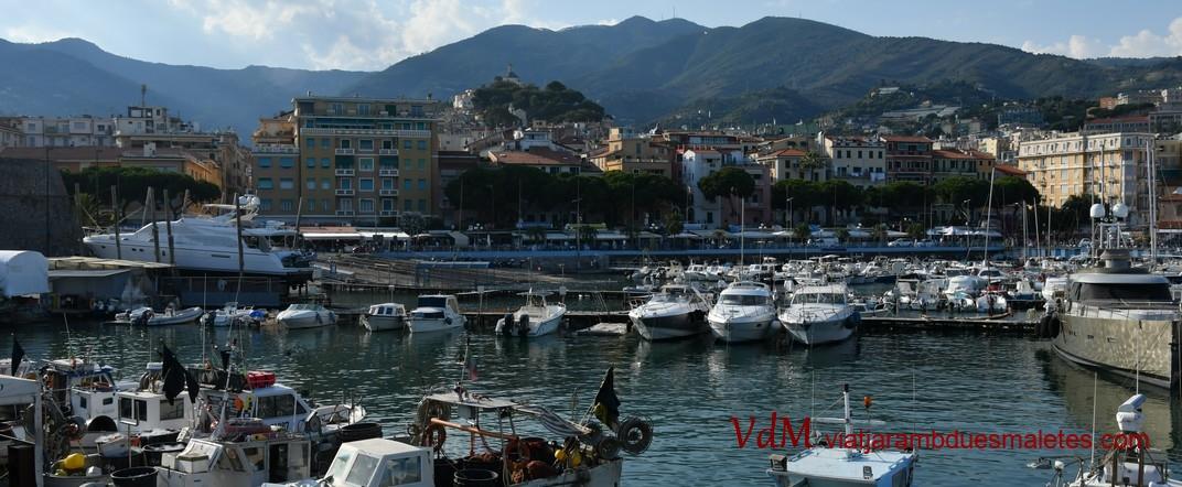 Turó del Santuari de Nostra Senyora de la Costa de Sanremo