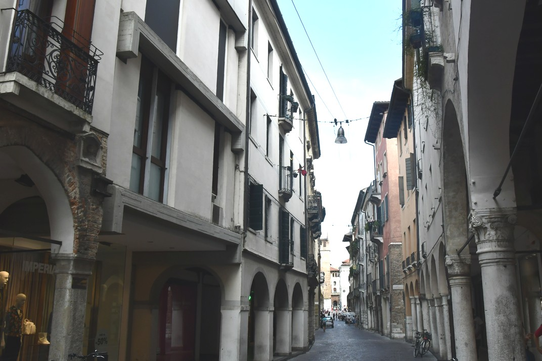 Via Calmaggiore de Treviso