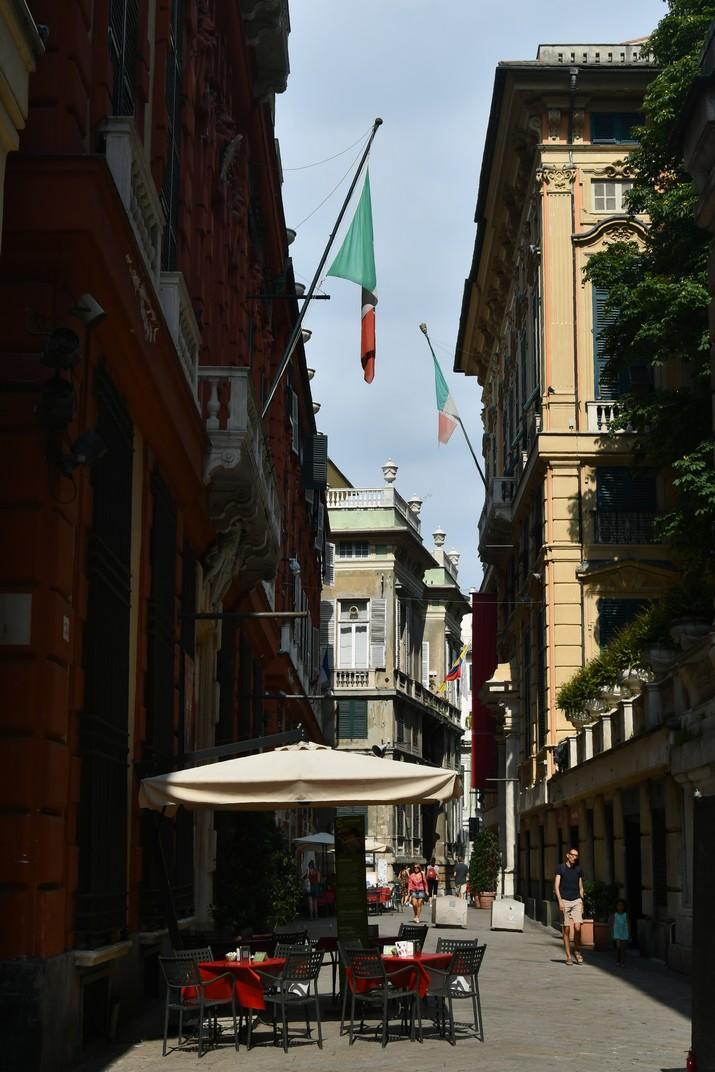 Via Garibaldi de Gènova