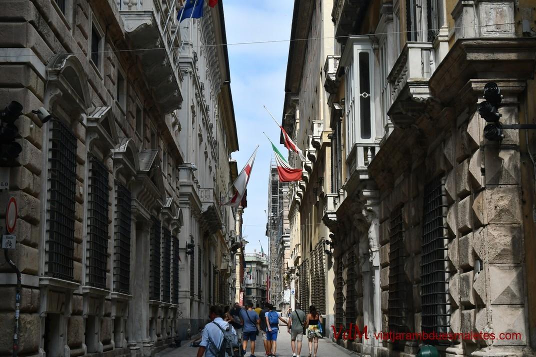 Via Garibaldi - Strade Nuove de Gènova