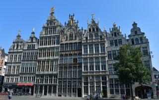 Anvers - Ruta per França i Bèlgica