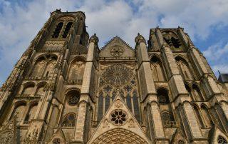 Bourges - Ruta per França i Bèlgica