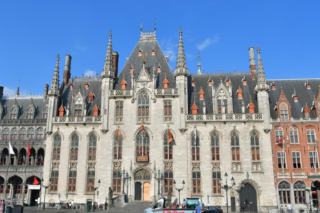 Bruges - Ruta per França i Bèlgica