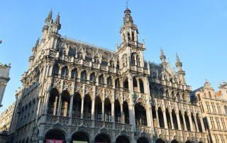 Brussel·les - Ruta per França i Bèlgica