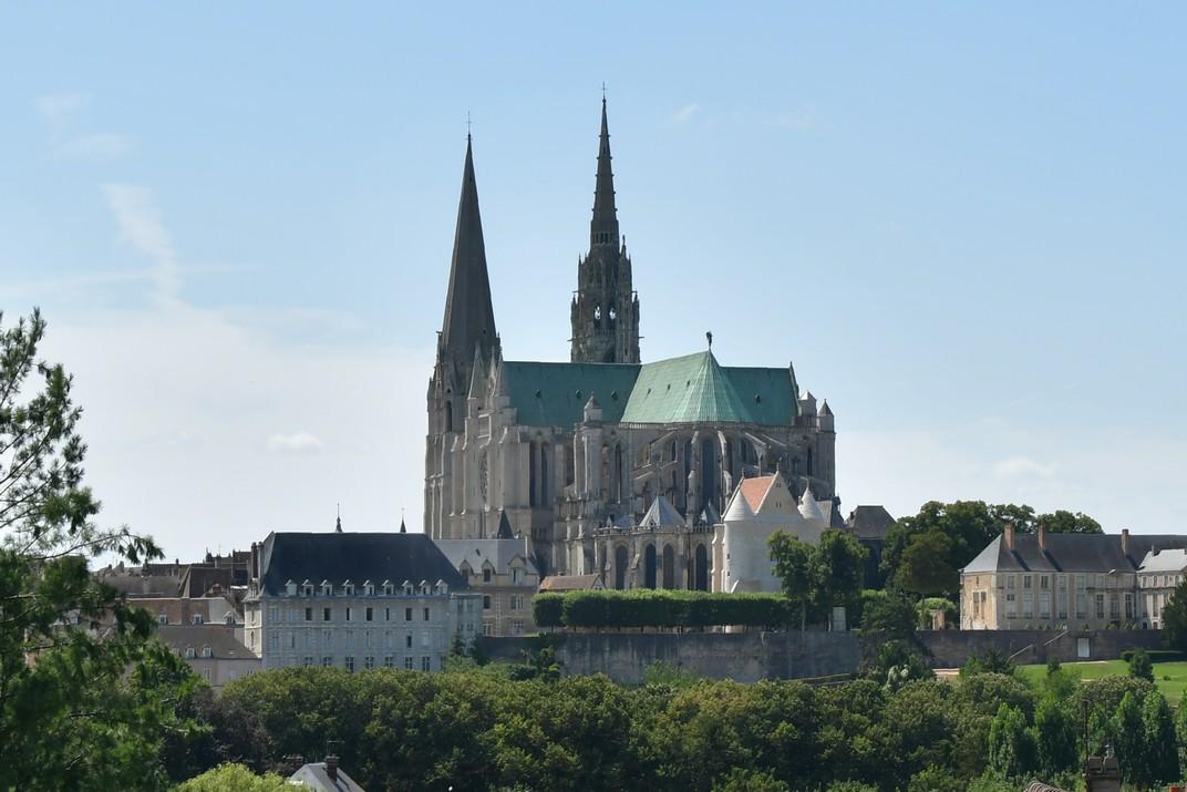 Chartres - Ruta per França i Bèlgica
