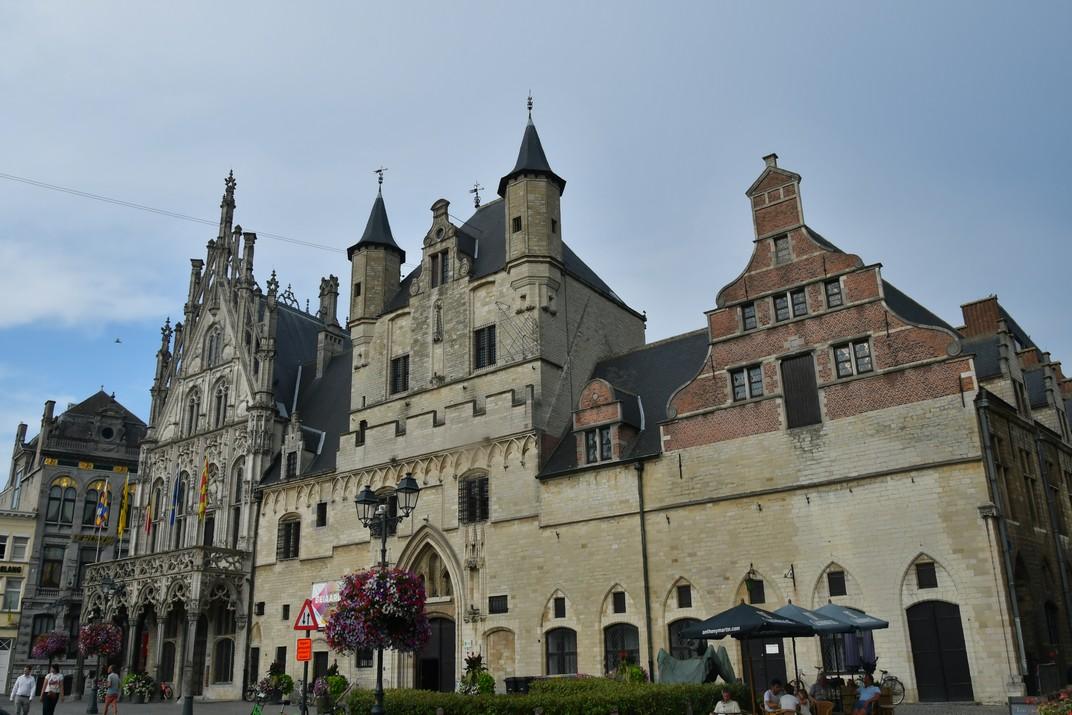 Malines - Ruta per França i Bèlgica