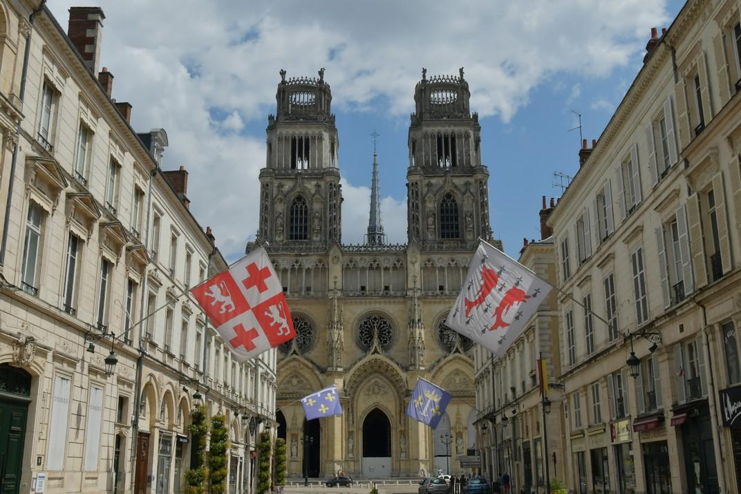 Orleans - Ruta per França i Bèlgica