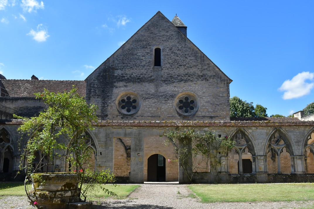 Refectori de l'abadia de Noirlac