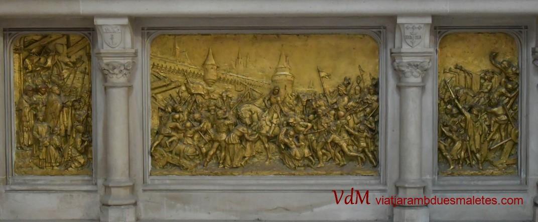 Gravat de la Victòria de Joana d'Arc de la Catedral d'Orleans