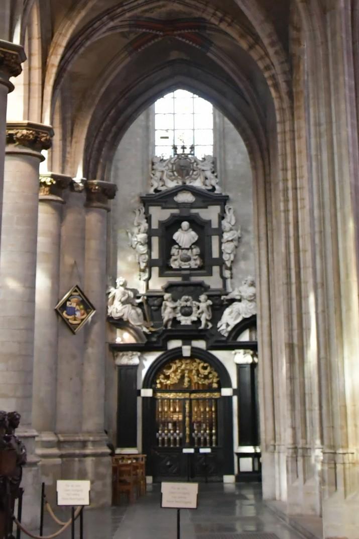 Capella de Sant Marculf de l'església de Nostra Senyora del Sablon de Brussel·les