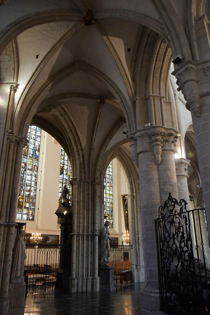 Capella del Santíssim Sagrament de la Catedral de Brussel·les