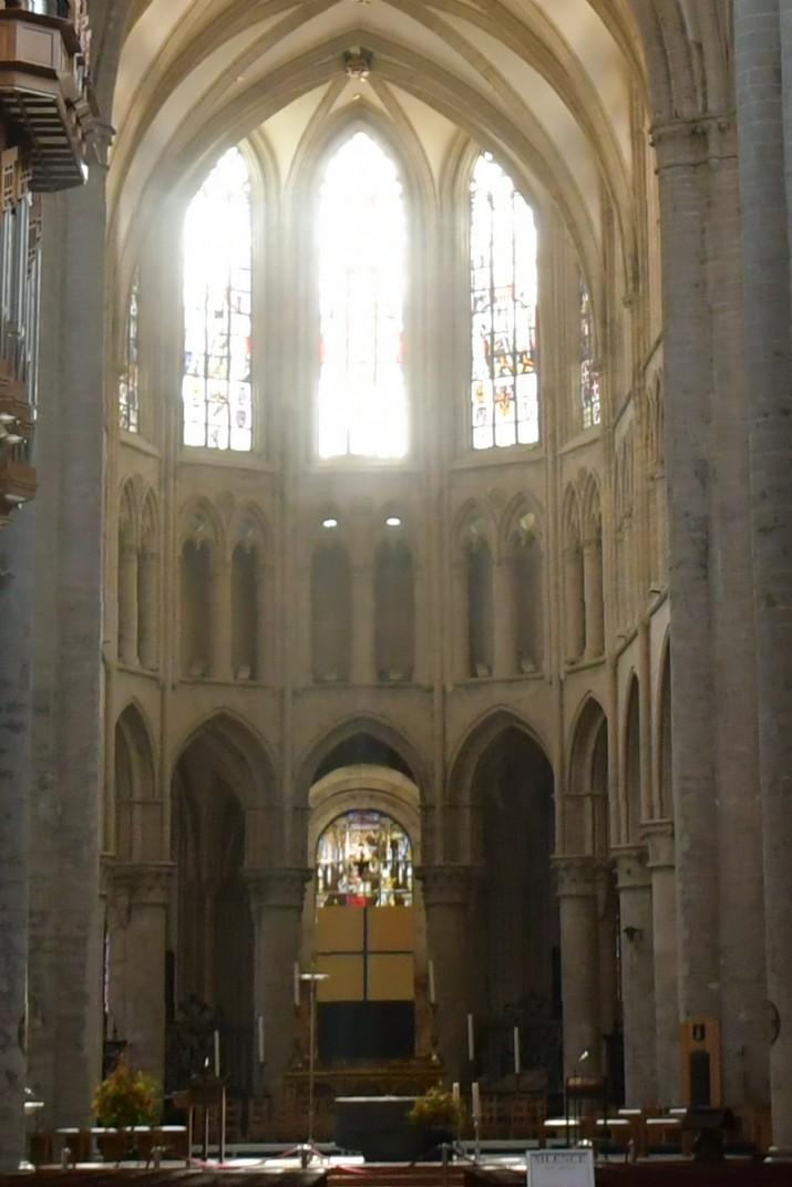 Presbiteri de la Catedral de Brussel·les