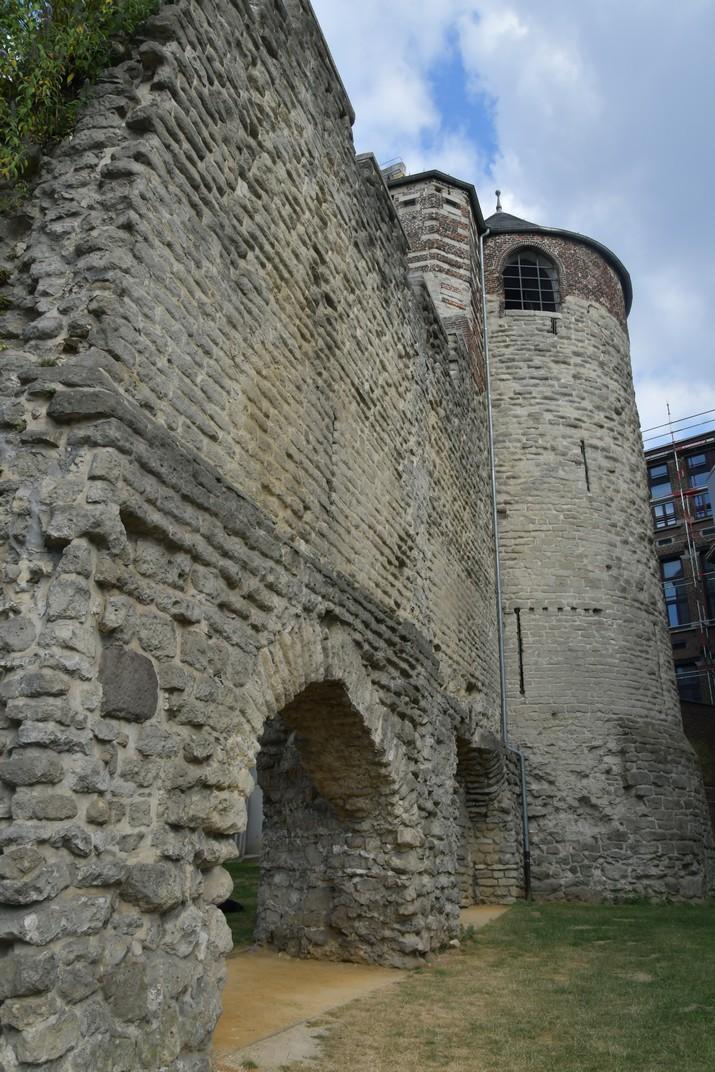 Torre de l'Angle del Mont de les Arts de Brussel·les