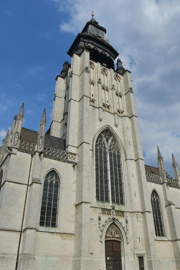 Torre de l'església de Nostra Senyora de la Capella de Brussel·les