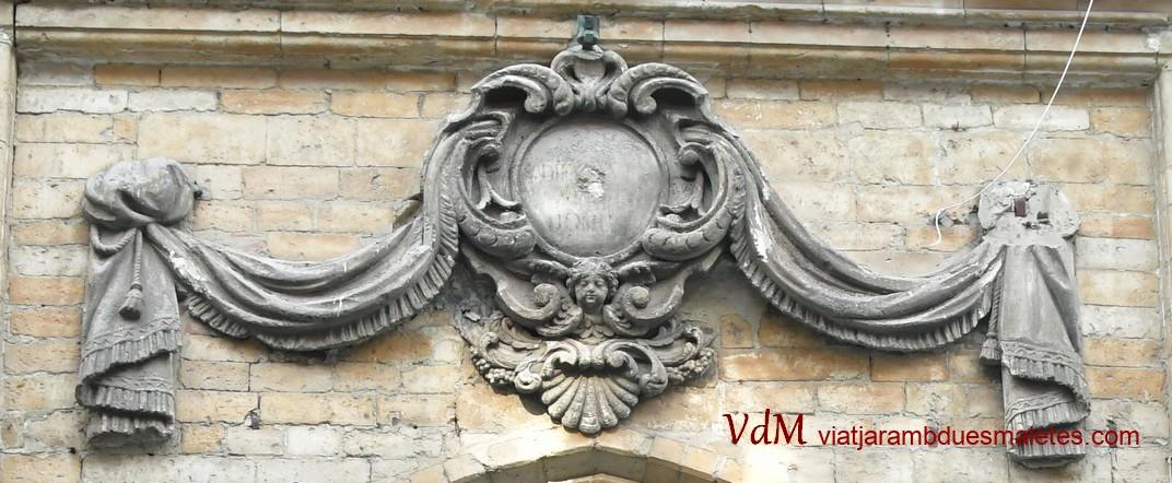 Emblema del Saló de la Universitat de Lovaina