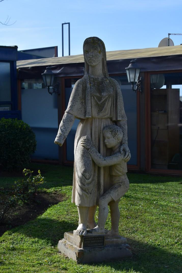 Homenatge a la Mare de Palamós