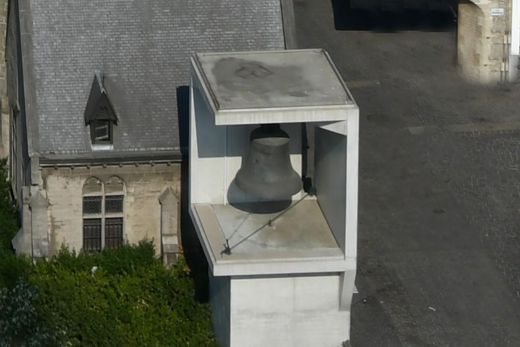 Campana Rotllan de la Catedral de Sant Bavó de Gant
