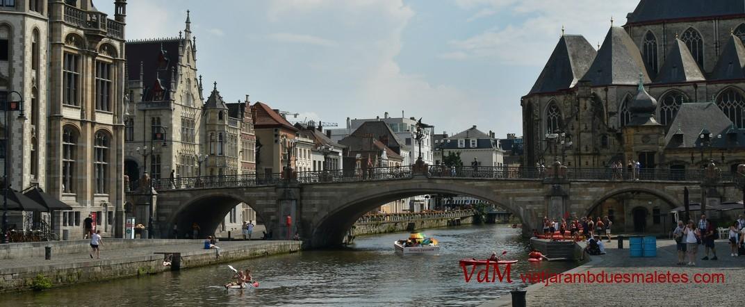 Pont de Sant Miquel de Gant