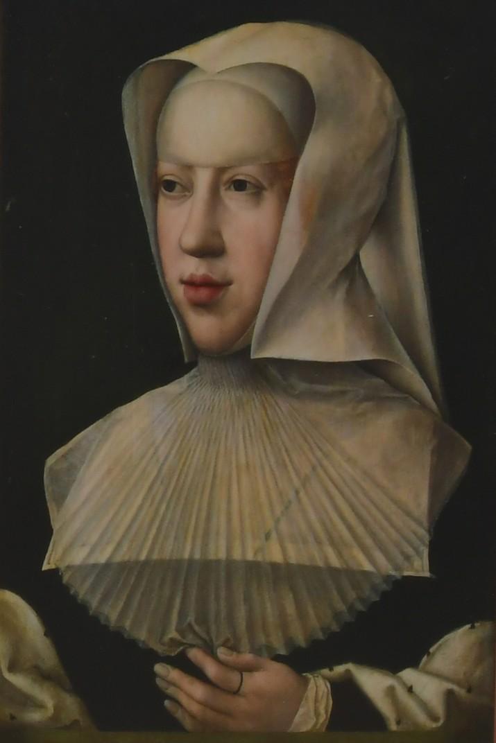Retrat de Margarida d'Àustria de Malines