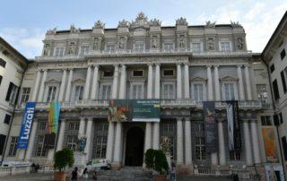 Ruta per Ligúria i Vèneto d'Itàlia - Gènova