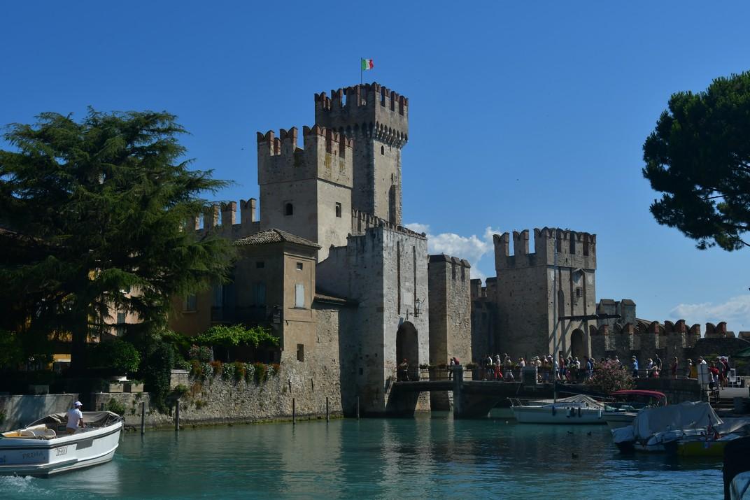 Ruta per Ligúria i Vèneto d'Itàlia - Llac de Garda