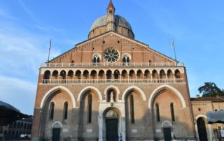 Ruta per Ligúria i Vèneto d'Itàlia - Pàdua