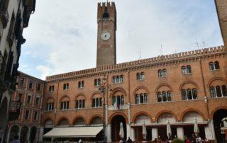 Ruta per Ligúria i Vèneto d'Itàlia - Treviso
