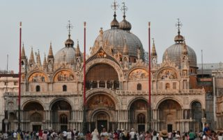 Ruta per Ligúria i Vèneto d'Itàlia - Venècia