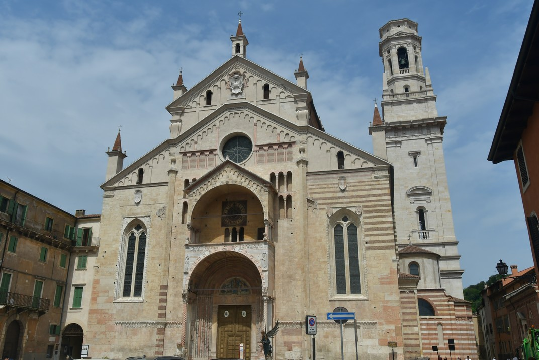 Ruta per Ligúria i Vèneto d'Itàlia - Verona