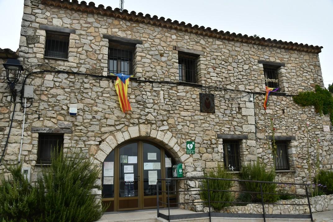 Ajuntament de Mont-ral de les Muntanyes de Prades