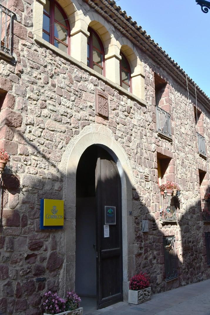 Antiga Casa de la Vila de Prades