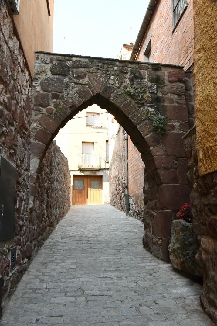 Arc de Ponos de Prades