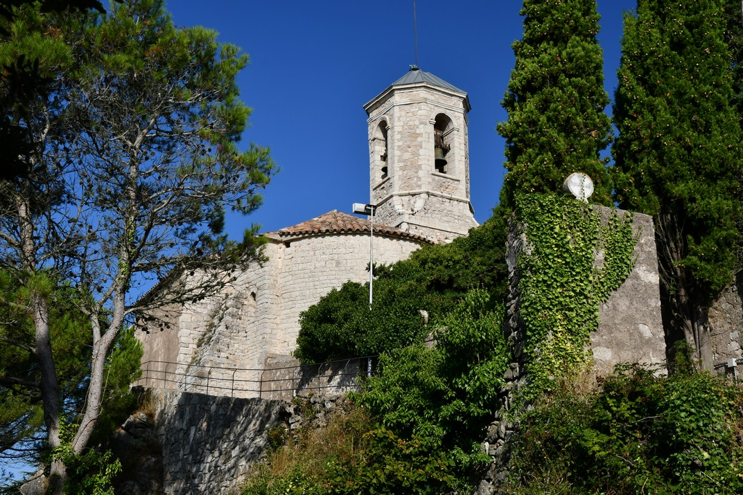 Església de Sant Pere de Mont-ral de les Muntanyes de Prades