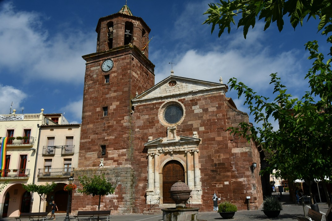 Església de Santa Maria la Major de Prades