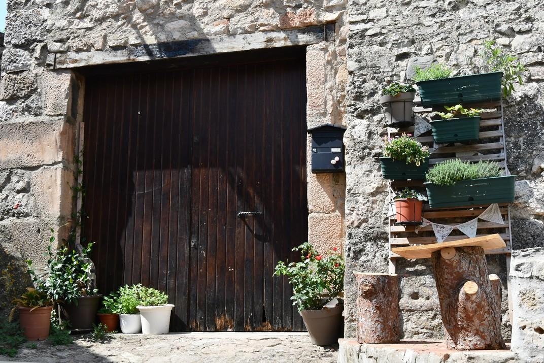 Portal de Farena de les Muntanyes de Prades