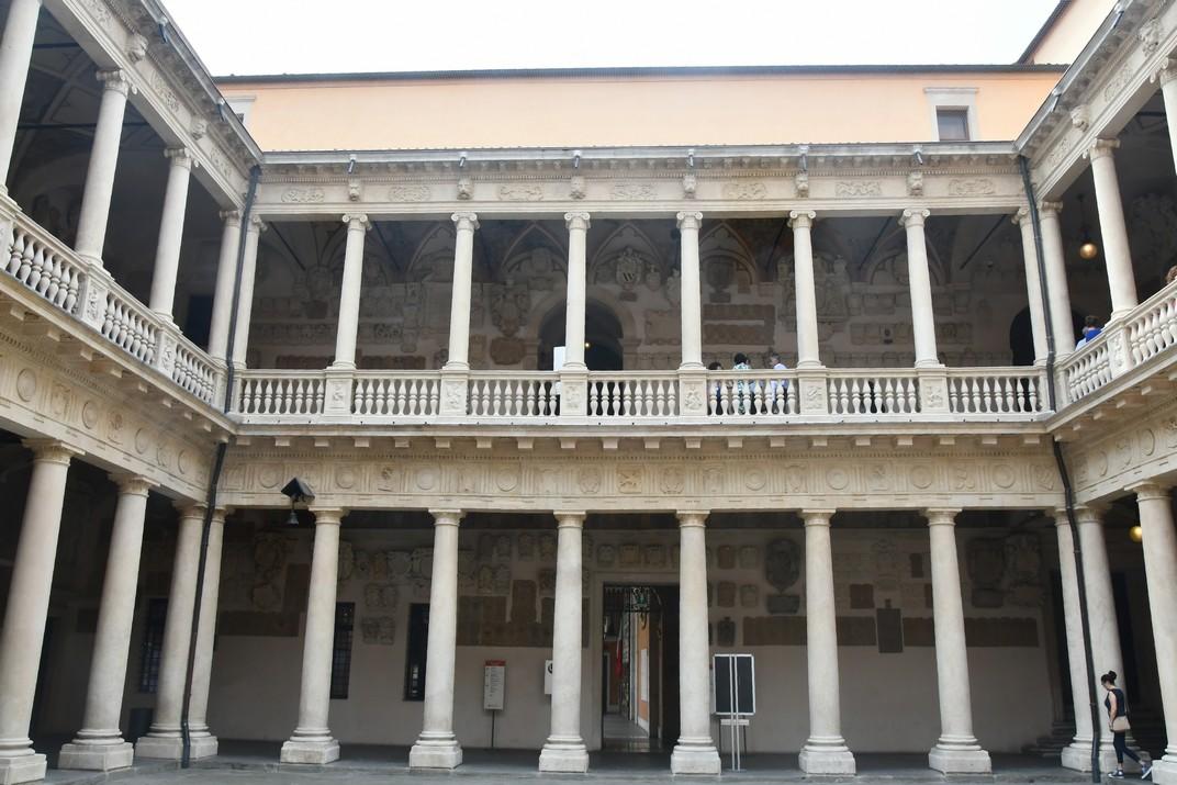 Pati antic de la Universitat de Pàdua