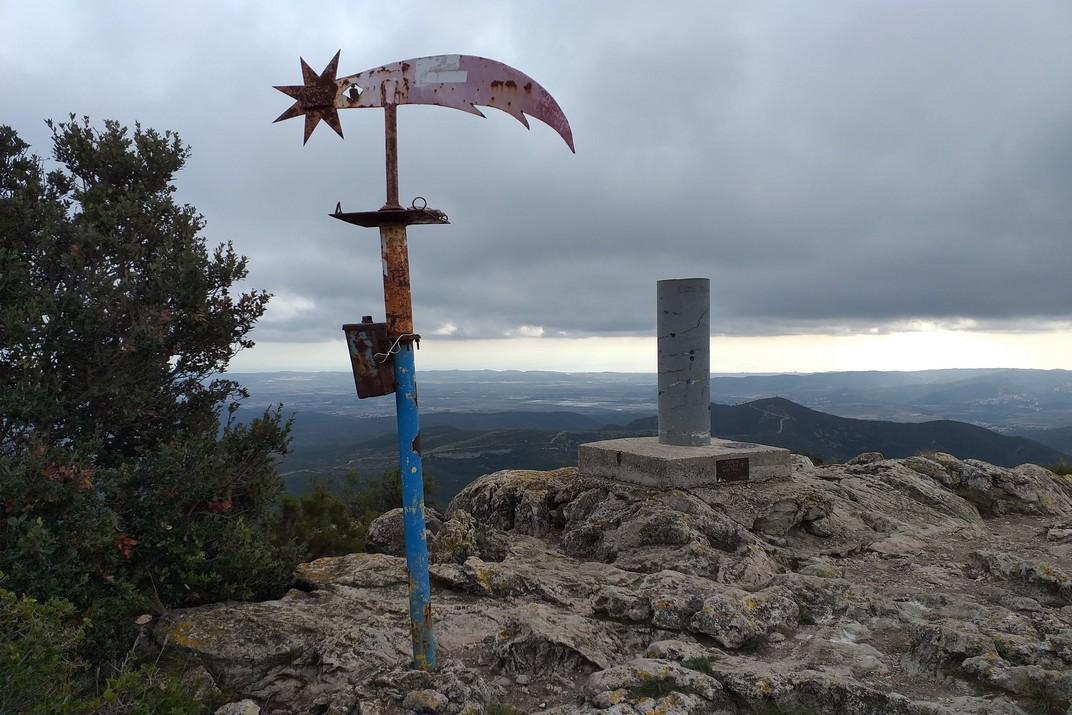 Puig de la Talaia del Montmell