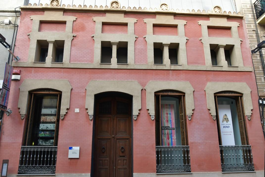 Ca l'Arenas de Mataró