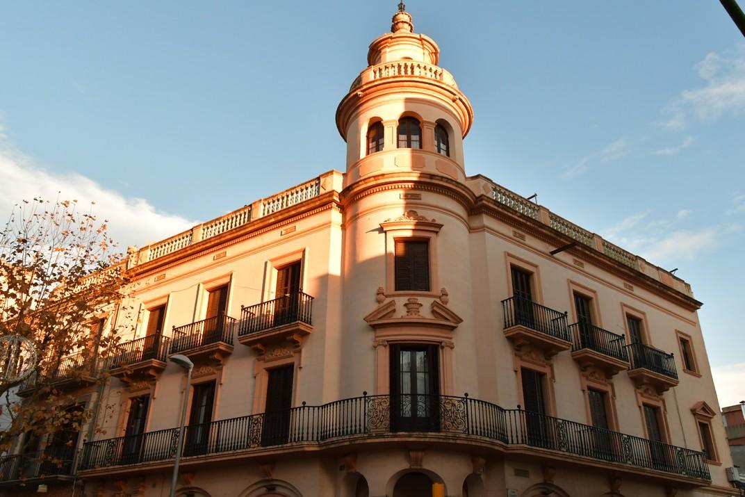 Can Fradera de Mataró