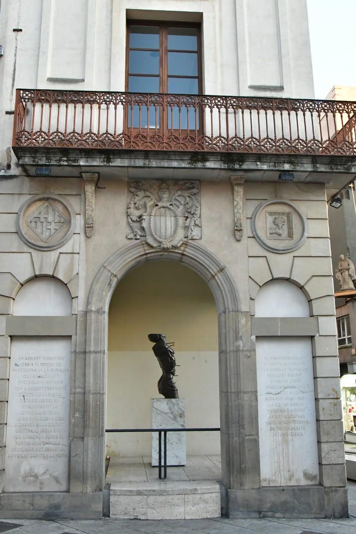 Capella de Sant Sebastià de Mataró