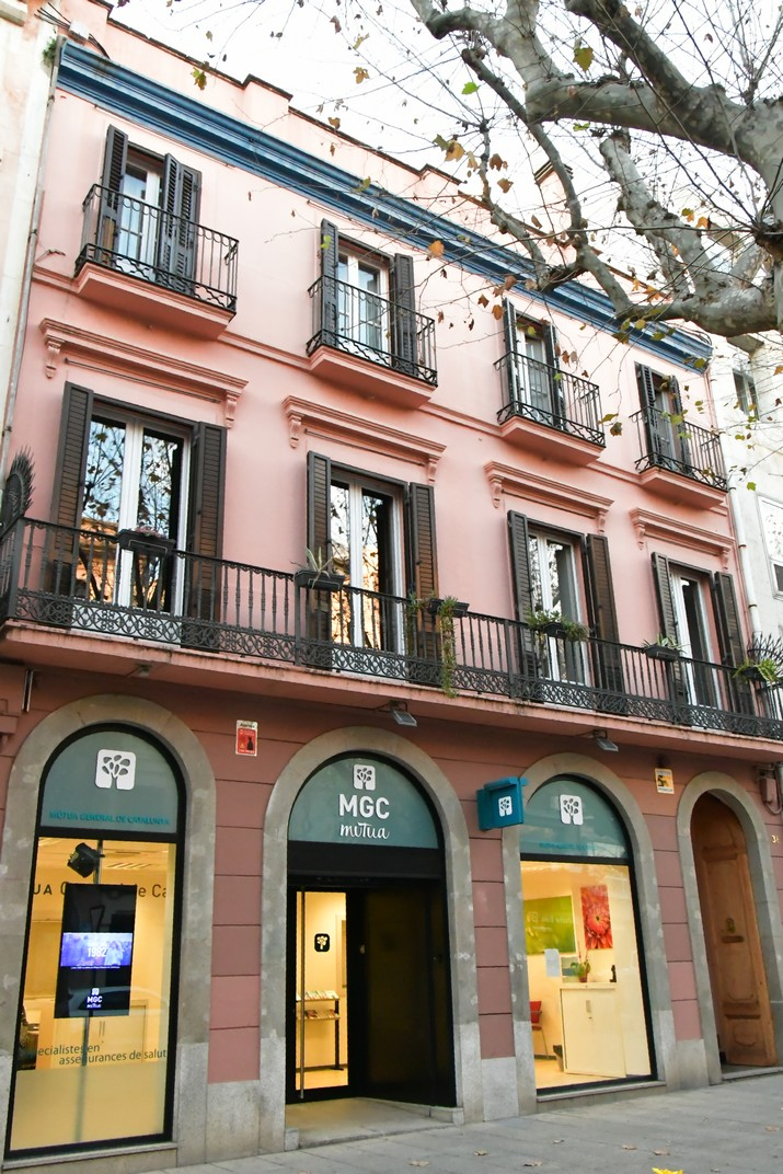 Casa d'Antoni Cuyàs de Mataró
