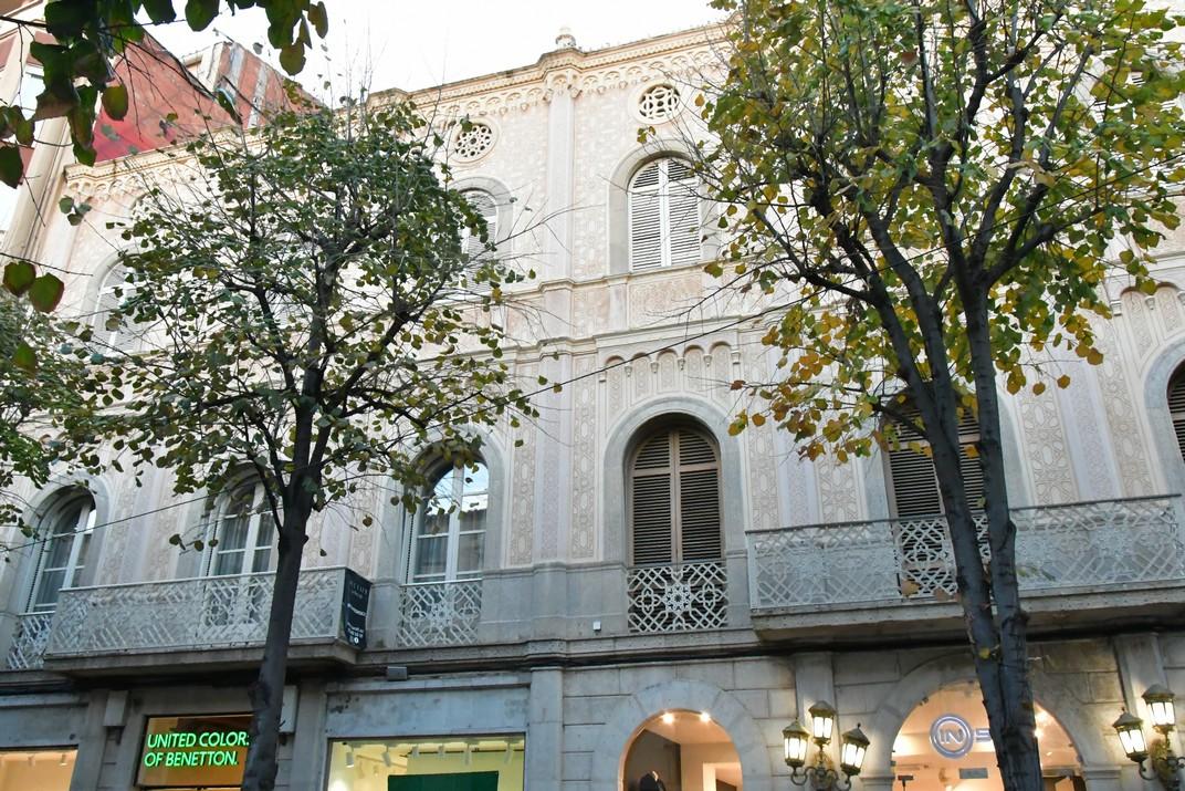 Casa de Jaume Fontrodona de Mataró