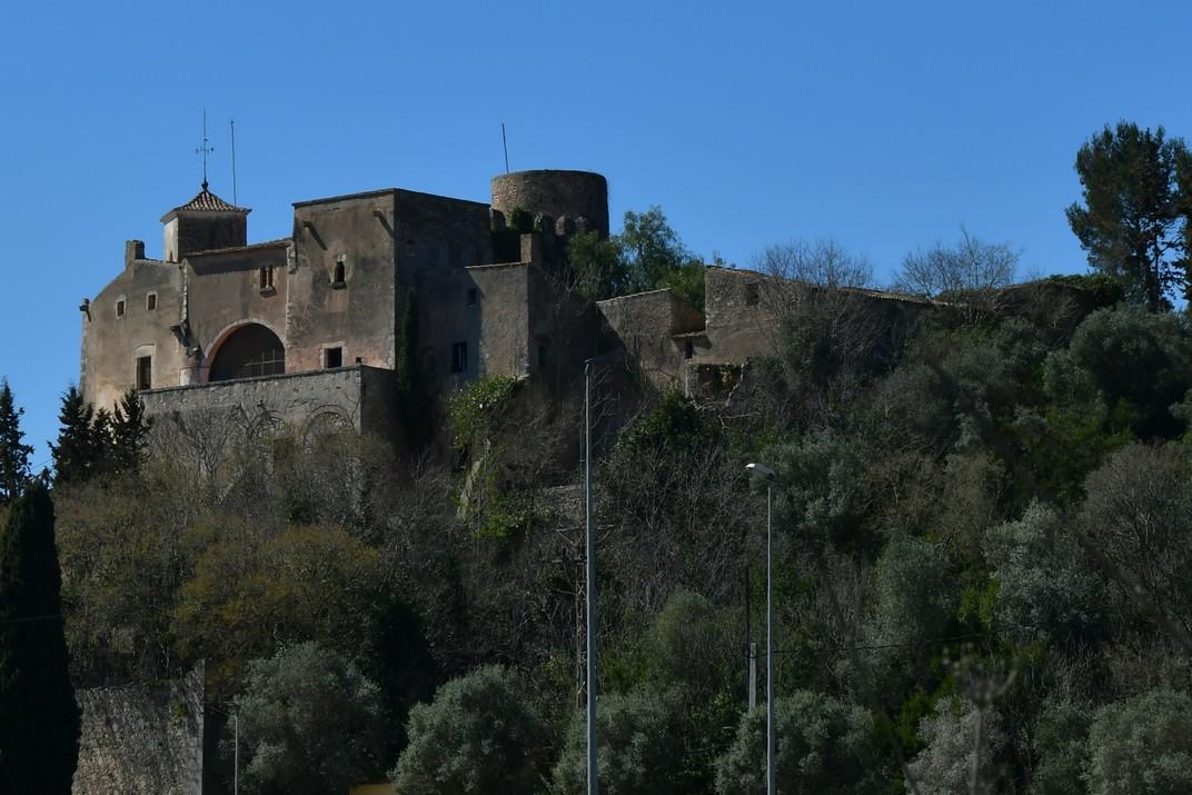 Castell de Canyelles - Parc d'Olèrdola