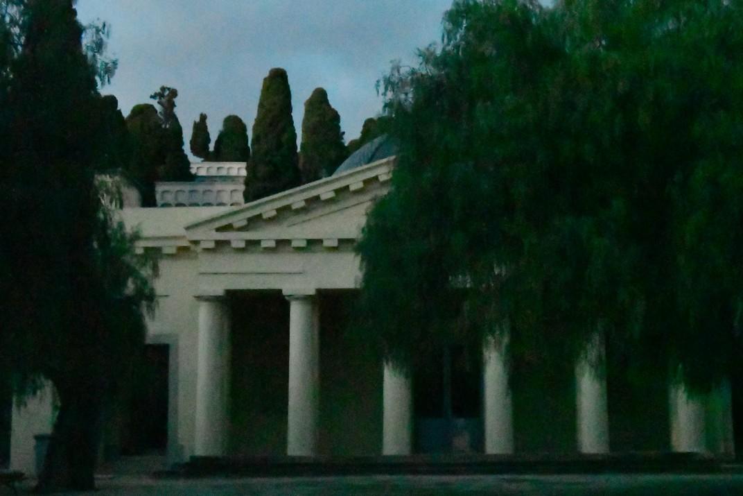 Cementiri dels Caputxins de Mataró