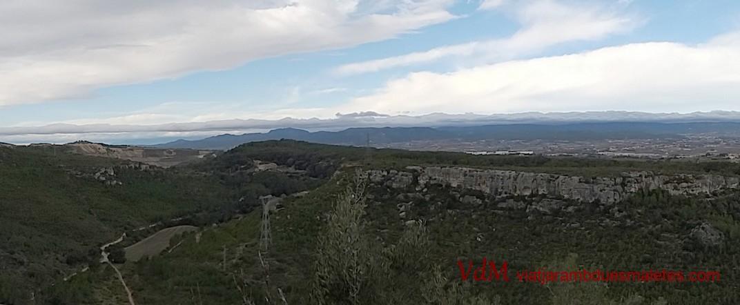 Cingleres de la Vall des d'Olèrdola