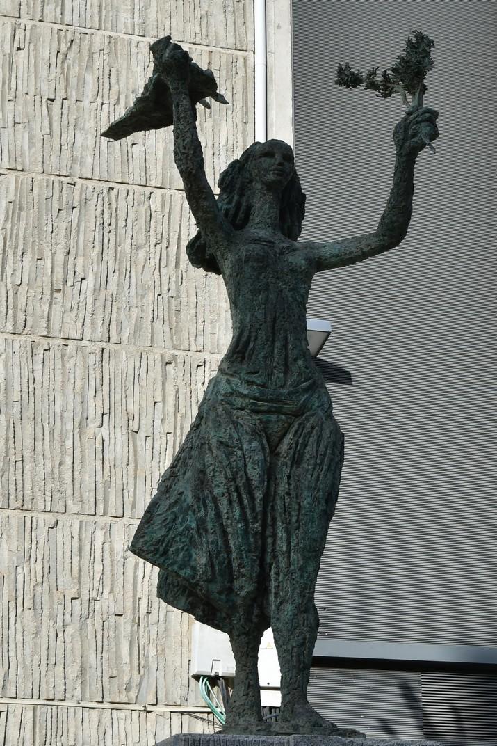 Escultura La Mataró